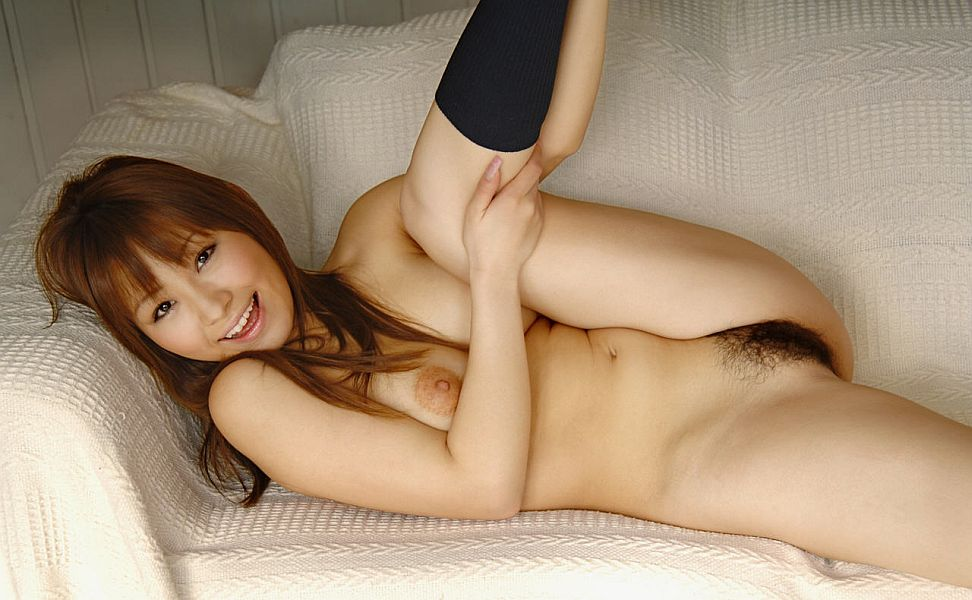 Hairy asian nude japanese girl